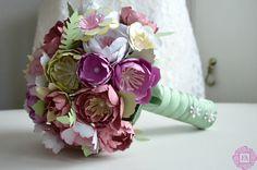 Свадебное оформление бумажными цветами в Москве, цена услуги | Fleur Artdan