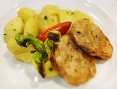 Denné menu Vranov | Pečené hydinové karbonátky, mastené zemiaky - reštaurácia Hotel Patriot*** #hotel #restauracia #dennemenu