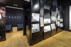Trendy by Vision Express optician saloon by EMKWADRAT Architekci, Lodz   Poland store design