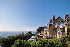 Manoir de Lan-Kerellec (Trebeurden/Cotes-d'Armor), Brittany, France #brittany #france #hotel #mer #plage #beach