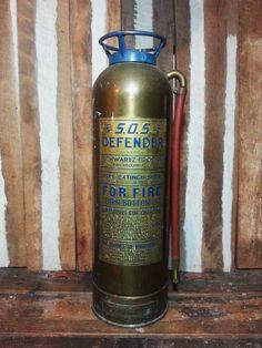 Vintage Antique Copper/Brass Schwartz Bros by UrsMineNours on Etsy