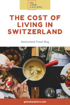 The costs of living in Switzerland is pretty high, but let's dive in and find out how it really is. Road Trip Europe, Cities In Europe, Travel Europe, Cost Of Living, Living On A Budget, European Destination, European Travel, Visit Switzerland, Explore Travel