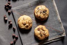 Vanilla Cherry Chocolate Cookies