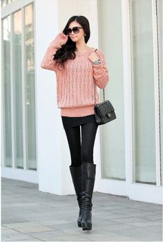Stylish Fashion Design Women Knitting Sweater  on BuyTrends.com, only price $47.60
