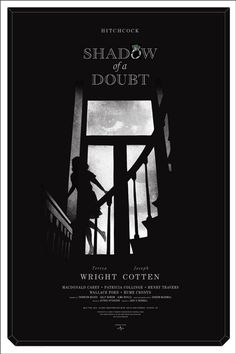 Shadow of a Doubt - Alfred Hitchcock - 1943