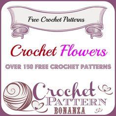 Free Flower Crochet Patterns