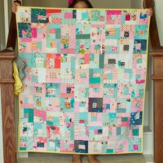 a quilt is nice: High Five