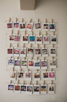 Pretty Polaroids!