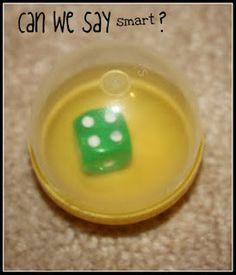 BRILLIANT way to keep kids from throwing the dice all over the floor