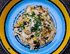 Cheesy Chicken and Rice Bake | Cozi.com