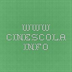 www.cinescola.info Sitio donde se presentan películas que se vinculan a diferentes disciplinas (en este caso Historia) y pueden ser recursos útiles para trabajar en el aula.