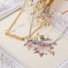 European and American fashion Jewelry best friedns forever necklace English letters Best  Friends pendant necklace Free shipping