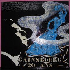 "Serge Gainsbourg...""tu n'es qu'un fumeur de gitanes!"" Catherine Deneuve"