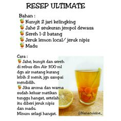 """Minuman sehat - Minuman sehat """" Minuman sehat The Effective Pictures We Offer You About trends recipes A quality - Healthy Juice Drinks, Healthy Juice Recipes, Healthy Juices, Healthy Tips, Trending Topic, Home Health Remedies, Keeping Healthy, Herbal Medicine, Herbalism"""