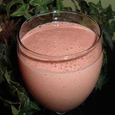 Chocolate Strawberry Smoothie Allrecipes.com