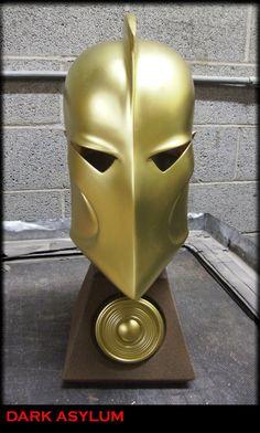 Dr. Fate helmet.