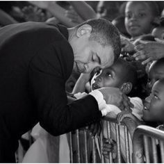 President Obama  *no words necessary*