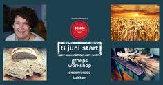 Start ook op 8 juni met de groepsworkshop desembrood bakken incl. gratis desem. Doorgaan op http://desembroodbakjezelf.nl/informatie-en-aanmelden-workshop-8-juni/…