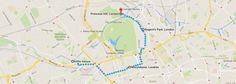 Visiter Londres 4 jours ou plus - Regent's Park, Primrose Hill, Little Venice