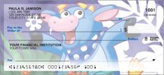 Dora the Explorer has been a top rated animated series for over 12 years. Now you can add Dora, Boots and Benny to your checkbook with our new check series. Explore these new checks today!