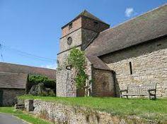 The local church to #Wyldwoods #Barrowweding #shropshirewedding #Festoon #woodlandwedding  So pretty!