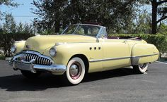 1949 Buick Super Convertible Model 56-C...BeepBeep--.Re-Pin brought to you by #CarInsuranceagents at #HouseofInsurance in #EugeneOregon