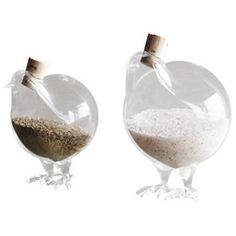 Farmhouse Salt And Pepper Shakers And Mills by Small Things After All --Chicks