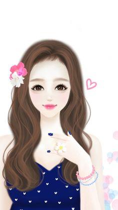 Enakei and girl image