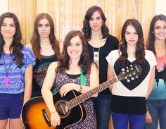 Cimorelli (Christina, Katherine, Lisa, Amy, Lauren e Dani)
