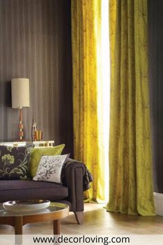 The choice of shades is a significant part of inside improvement. They bring delicateness on account of their bends, materials, draperies, and that is the reason it is just important to exploit them during the inside adornment. Find the accompanying pragmatic tips, extraordinary photographs, and pick the best Living Room Curtains for you. #Curtainsideas #Livingroomcurtains #Livingroomcurtainsideas #Livingroomdesign #Redcurtains #whitecurtains #yellowcurtains
