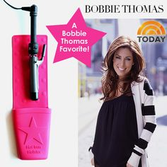 TODAY Show Bobbie Thomas names the Hot Iron Holster as one of her favorite items over the past 5 years!