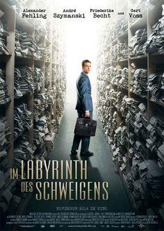 'Im Labyrinth des Schweigens' >3 Alexander Fehling, André Szymanski, Friederike Becht u.A.