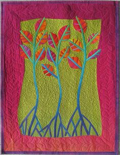 Frieda Anderson is a renowned author, teacher, artist, and quilt designer whose custom-dyed fabrics form the basis for her dazzling quilts,...