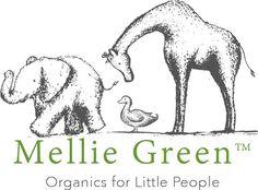 Mellie Green  Organics for Little Ones