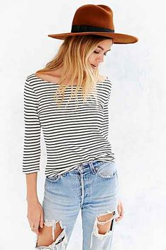 Autumn Trends 2014: 3/4 Sleeves from Urban Outfitters