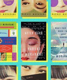 6 Murakami Books You Need To Read Right Now #refinery29  http://www.refinery29.com/best-haruki-murakami-books