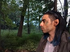 """ @shadowhunterstv Premieres : January 12th 2016 on @abcfamily now #Freeform !! ➰ #Shadowhunters #Meliorn #Tmi #TheMortalInstruments #Seelie…"""