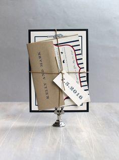Stars & Stripes - Preppy Wedding Invitation, Wedding Invitations, Tying the Knot Invitation {NEW} - Purchase to Start the Ordering Process