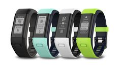 Mit dem Approach X40 GPS-Golfarmband bringt Garmin das erste GolfWearable mit Herzfrequenzmessung am Handgelenk auf den Markt. Die innovative AutoShot-Funktion und neue, sommerliche Styles machen d…