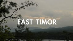 East Timor First Per