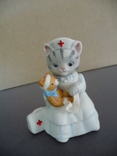 """Kitty Cucumber """"Nurse"""""""