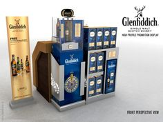 glenfiddich aod high profile promotion