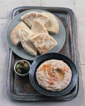 Hummus with Yogurt