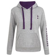 Spurs Womens Tottenham Hotspur Sleeve Print Hoodie | Official Spurs Shop