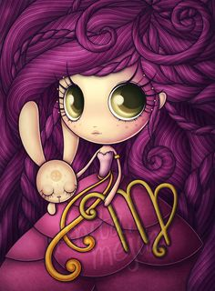 Horoscopo Virgo by Chocolatita.deviantart.com