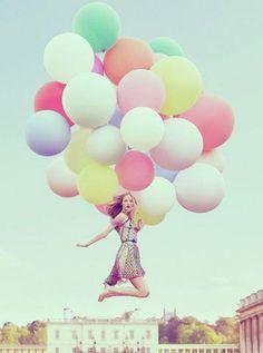 balloon launch.