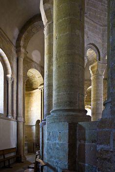 The Joys of the Aveyron (Dennis Aubrey) Romanesque, Saint, Joy, Artist, Places, Arquitetura, Glee, Artists, Romanesque Art