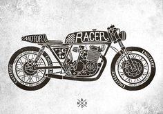 BMD Design – Cafe Racer