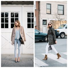 How To Wear White Jeans in the Winter (See Jane Wear)