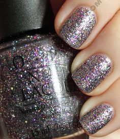 my ultimate nail polish goal: OPI Mad As A Hatter. I LOVE this color and want so bad. c/o alllacqueredup.com